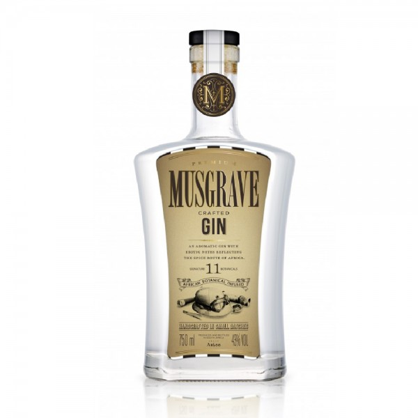 Musgrave 11 Botanical Gin