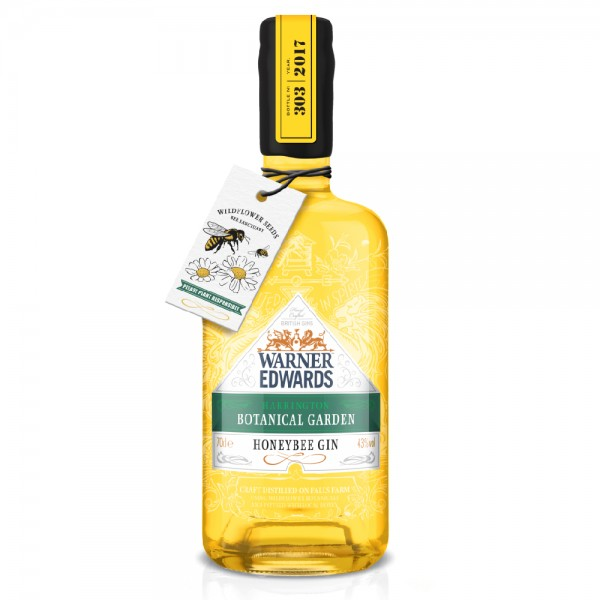 Warner Edwards Honeybee Gin