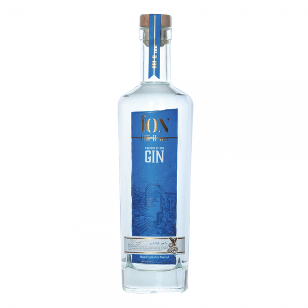 Ion Curious Citrus Gin