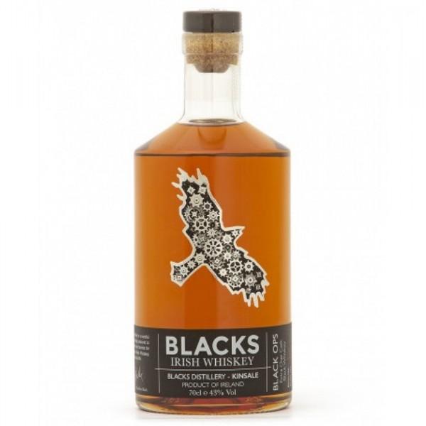 Black Ops Irish Whiskey