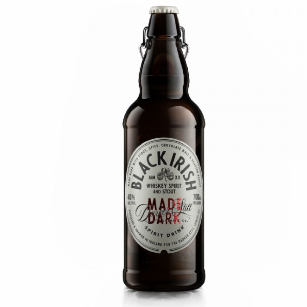 Black Irish Whiskey