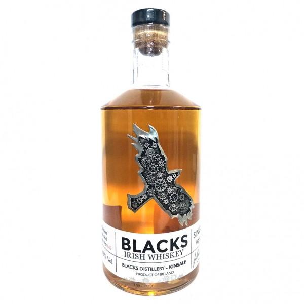 Blacks of Kinsale 12 Year Old Irish Whiskey