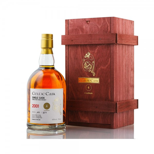 Celtic Cask Ceathair (4) Irish Single Malt