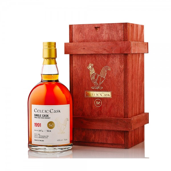 Celtic Cask Sé (6) Single Malt Cask 1916
