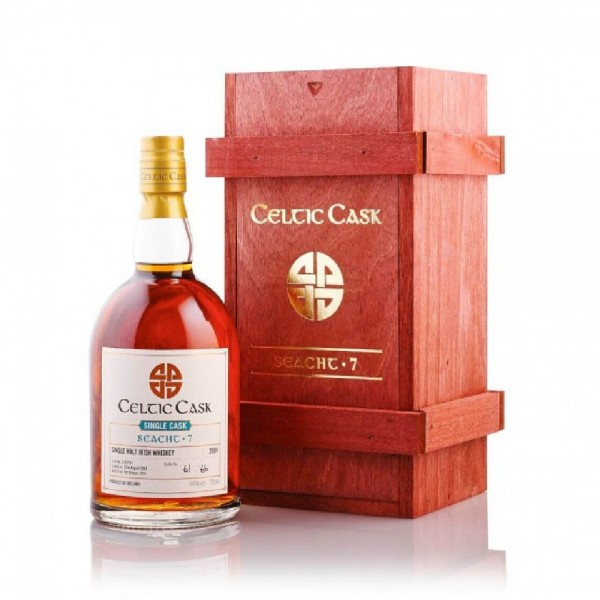 Celtic Cask Seacht (7) 2001 Single Malt