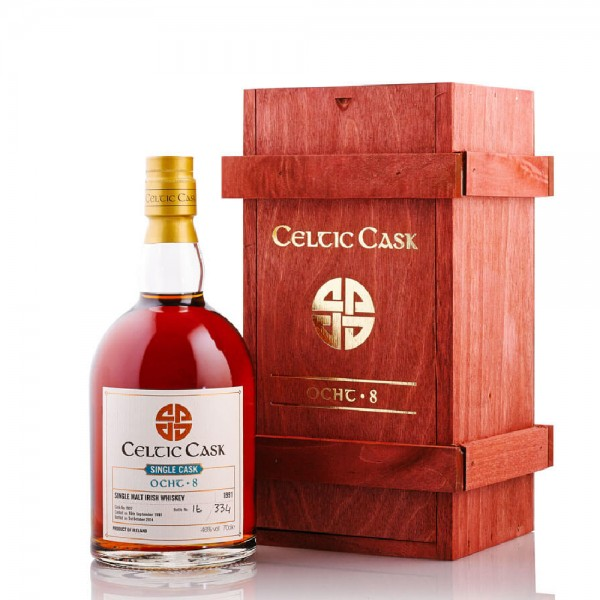 Celtic Cask Ocht (8) 1991 Single Malt