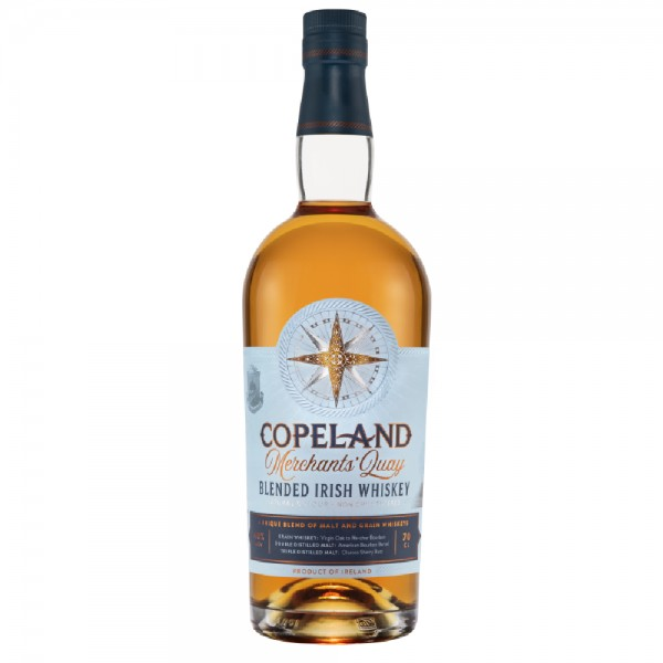 Copeland Merchants Quay Blended Irish Whiskey