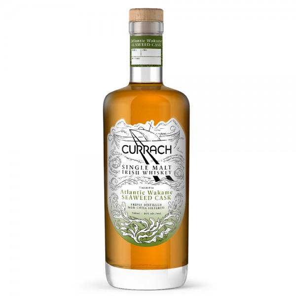 Currach Single Malt Irish Whiskey - Atlantic Wakame Seaweed Cask