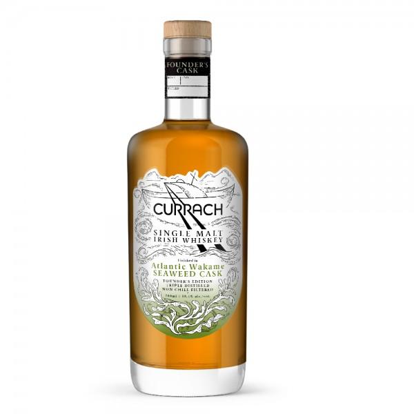 Currach Single Malt Irish Whiskey - Founders Wakame Cask Strength