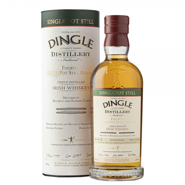 Dingle Single Pot Still Batch 4