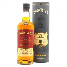 Dunvilles Very Rare 18 Year Old Single Cask Oloroso Sherry (Cask #989)