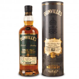 Dunvilles 19 Year Old Celtic Whiskey Shop Exclusive Cask