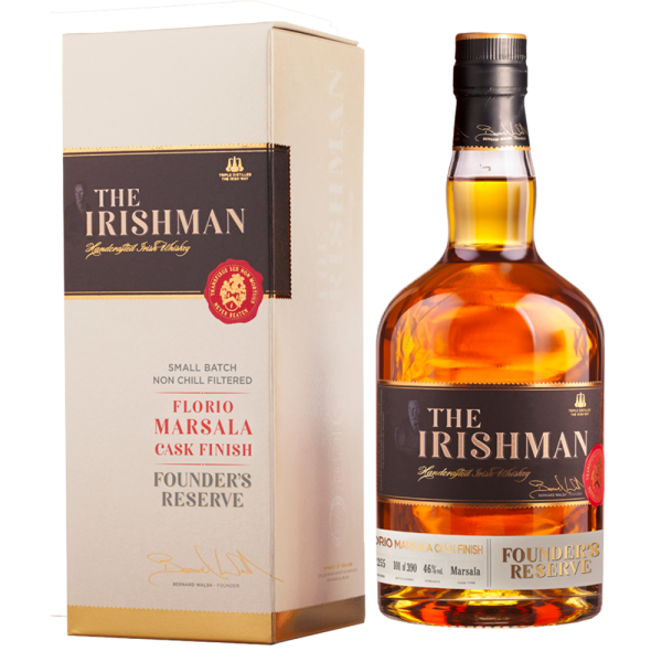 Irishman Founders Reserve Marsala Finish