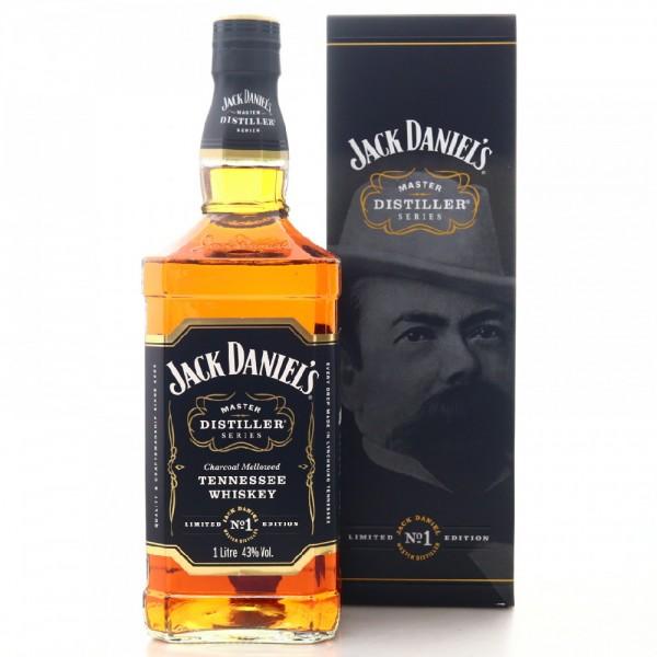 Jack Daniel's Master Distiller No.1 1 Litre