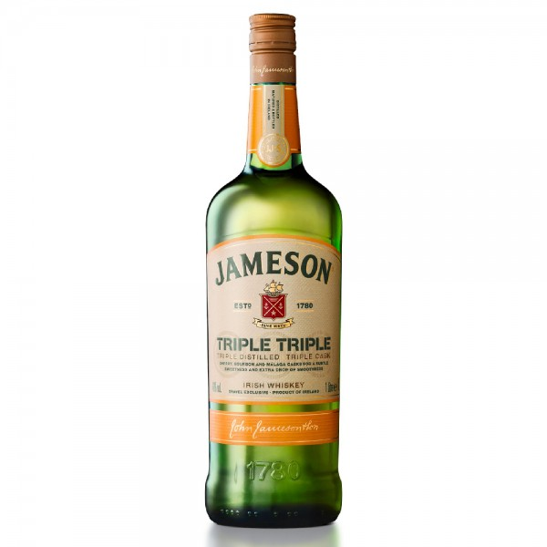 Jameson Triple Triple