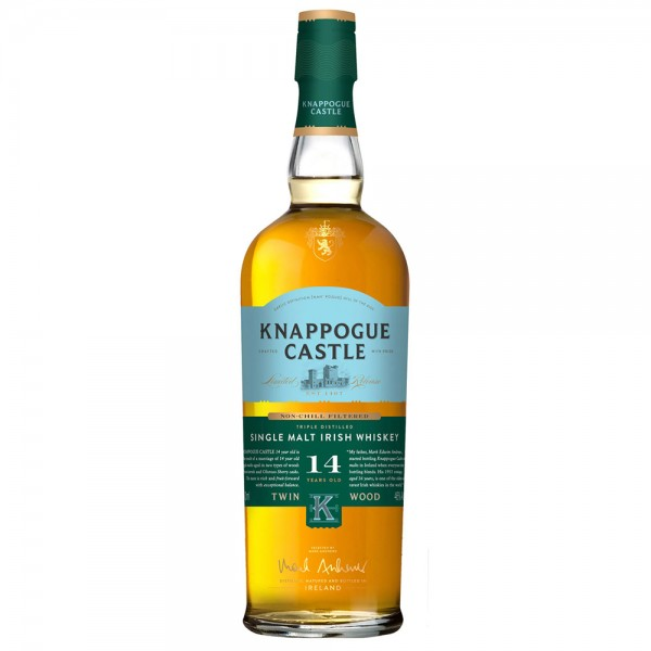 Knappogue Castle 14 Year Old Single Malt