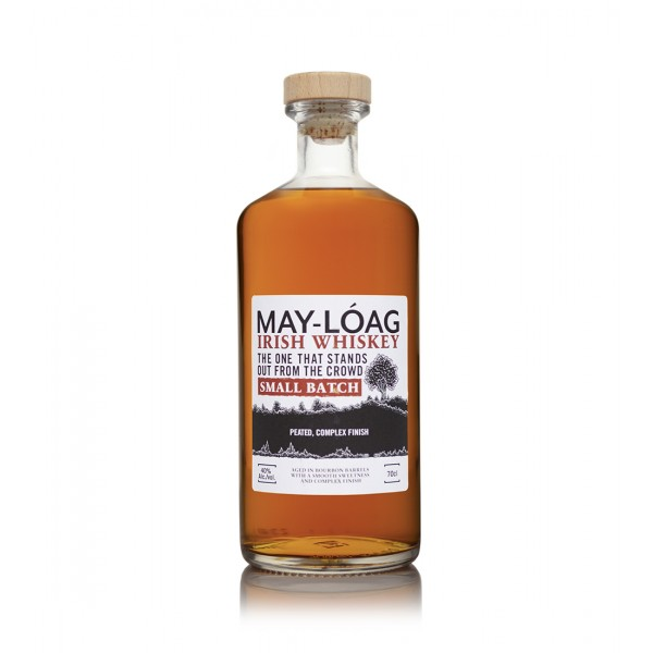May Loag Small Batch Peated Whiskey