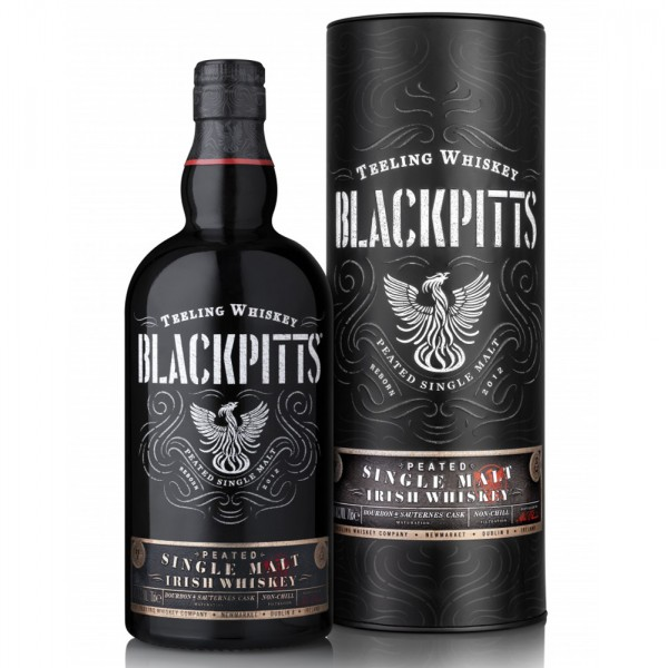 Teeling Blackpitts Single Malt Whiskey