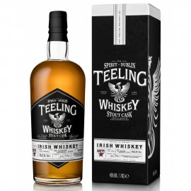 Teeling Galway Bay Imperial Stout Cask
