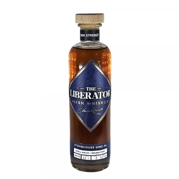 The Liberator Storehouse Special Small Batch Cask Strength