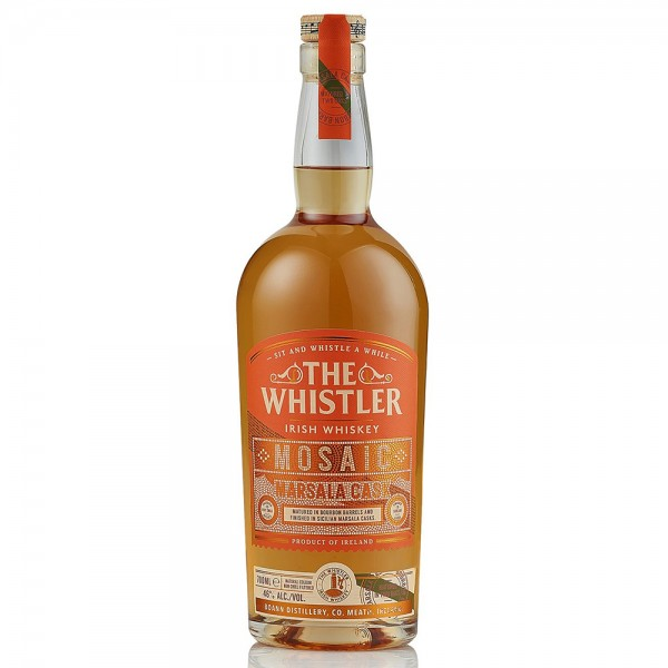 The Whistler Mosaic Marsala Cask Finish Plus Complimentary Tuath Glass