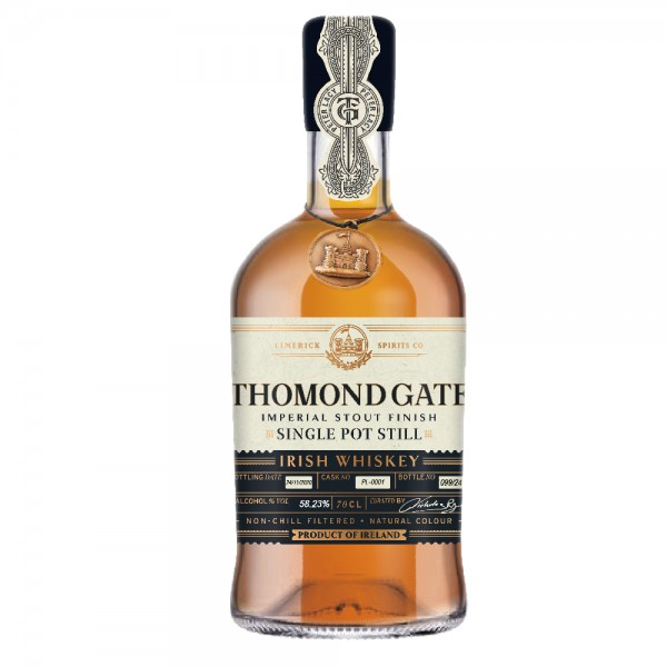 Thomond Gate Peter Lacy Cask Strength