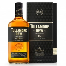Tullamore Dew 15 Year Old Trilogy Small Batch