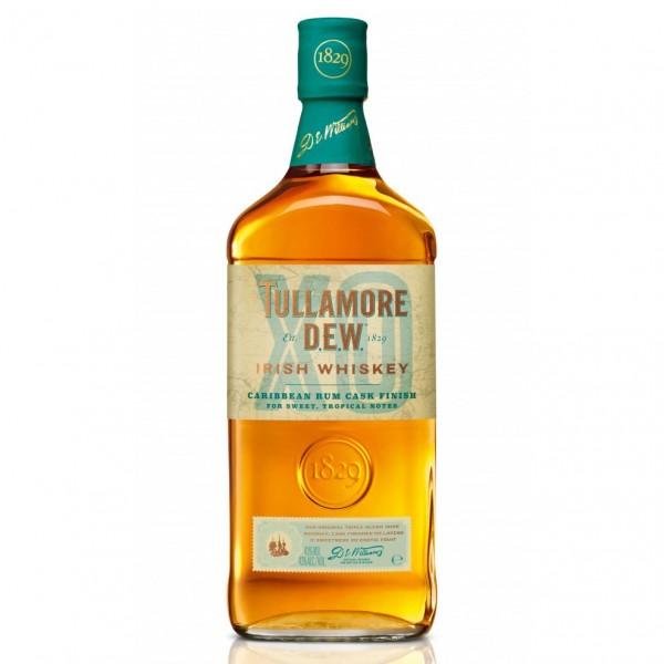 Tullamore Dew Caribbean Rum Cask Finish 1L