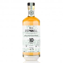 W.D. O'Connell 10 Year Old Single Grain Bourbon & Rye Series
