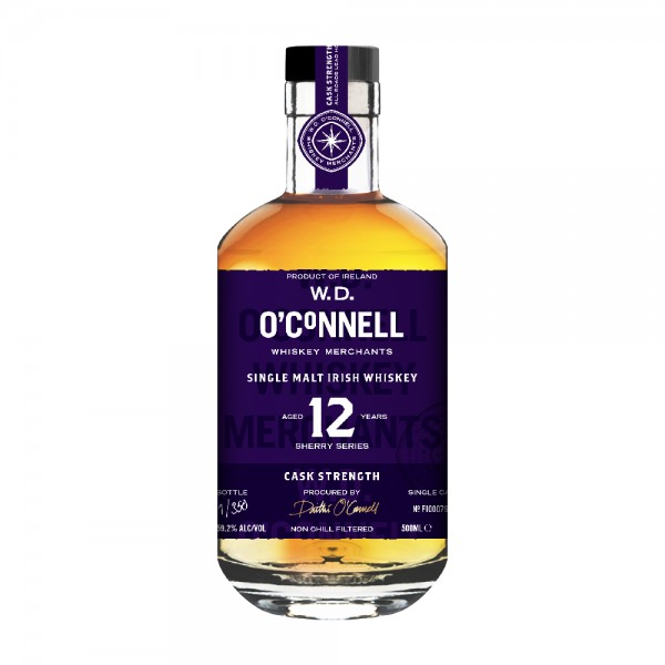 W.D. O'Connells 12 Year All Sherry
