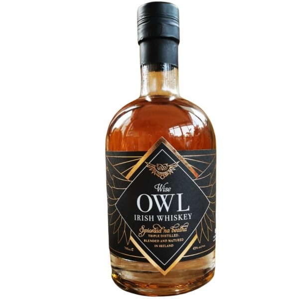 Wise Owl Irish Whiskey