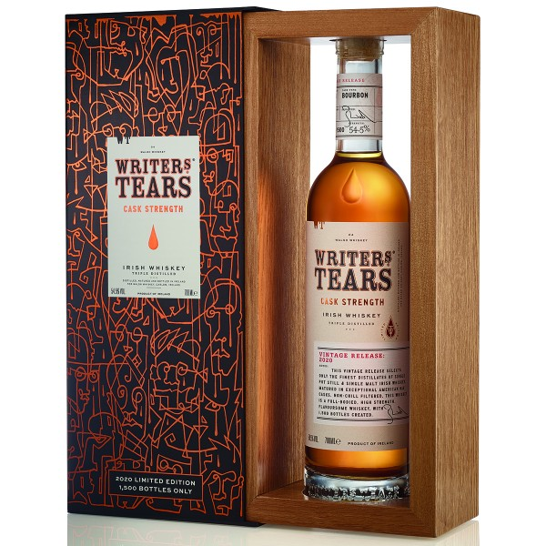 Writers Tears Cask Strength 2020
