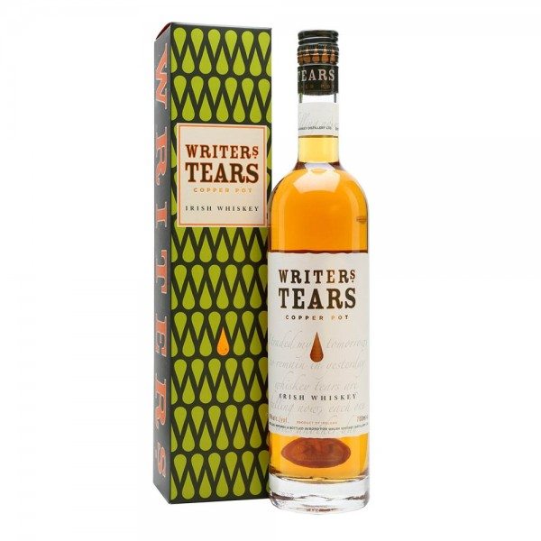 Writers Tears Copper Pot Old Label