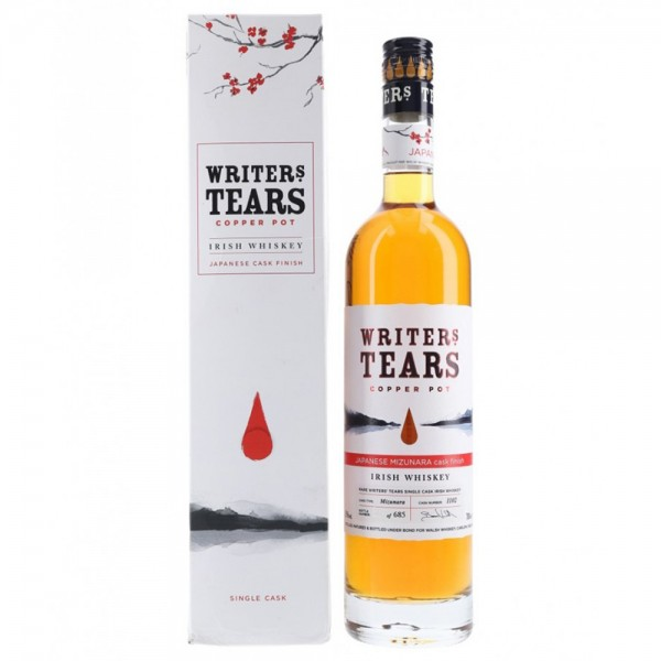 Writers Tears Mizunara Japanese Oak Cask Finish