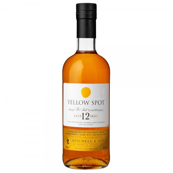Yellow Spot 12 Year Old Single Pot Still