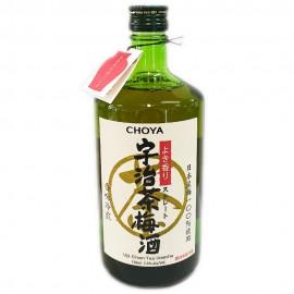 Choya Green Tea Umeshu