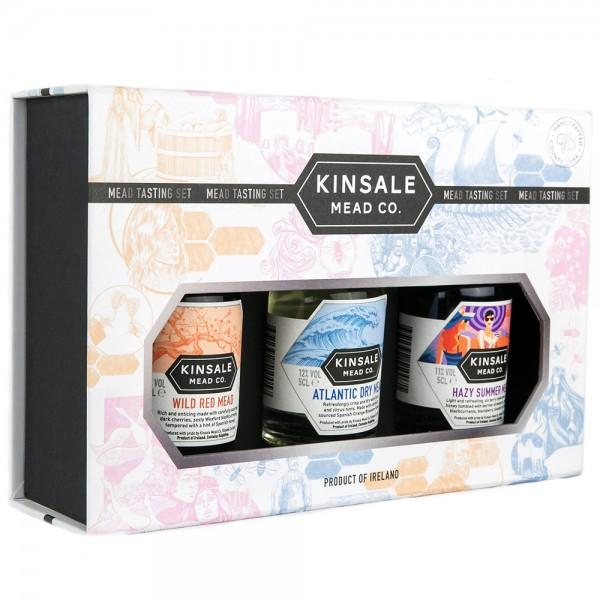 Kinsale Mead Tasting Set