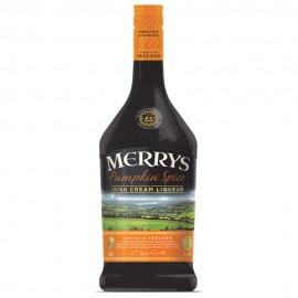 Merrys Pumpkin Spice Cream Liqueur
