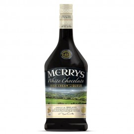 Merrys White Chocolate Liqueur