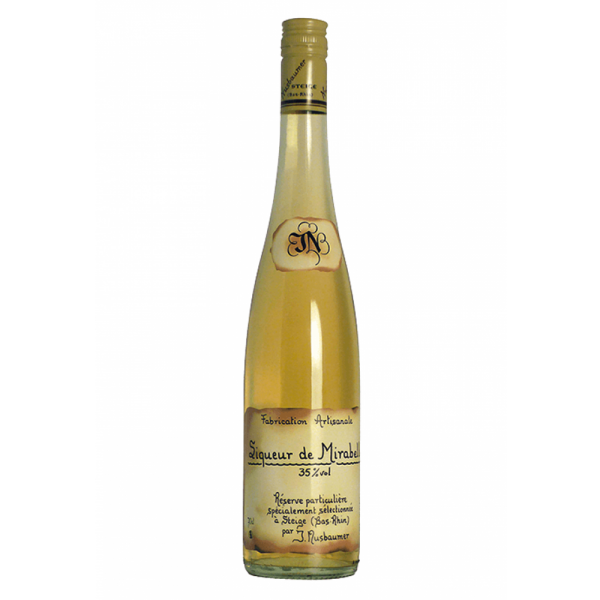 Nusbaumer Liqueur De Mirabelle (Mirabelle Plum)