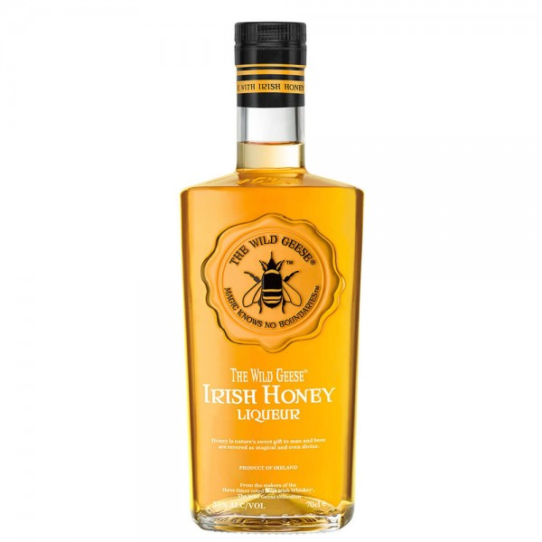 The Wild Geese Irish Honey Liqueur