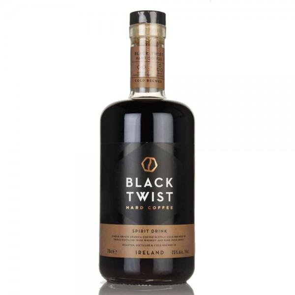 Black Twist Hard Coffee