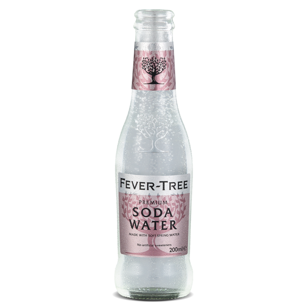 Fever Tree Soda Water