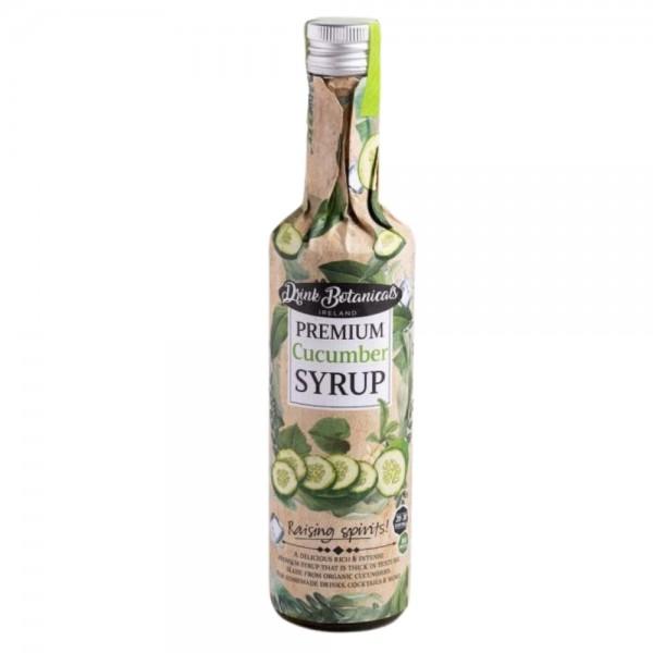 Premium Cucumber Syrup