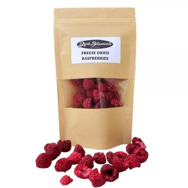 Premium Freeze Dried Raspberries