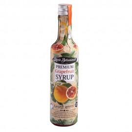Premium Grapefruit Syrup