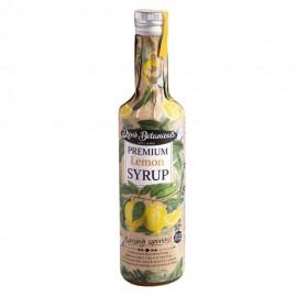 Premium Lemon Syrup
