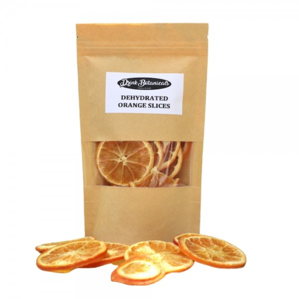 Premium Dehydrated Orange Slices