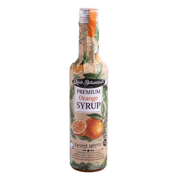Premium Orange Syrup