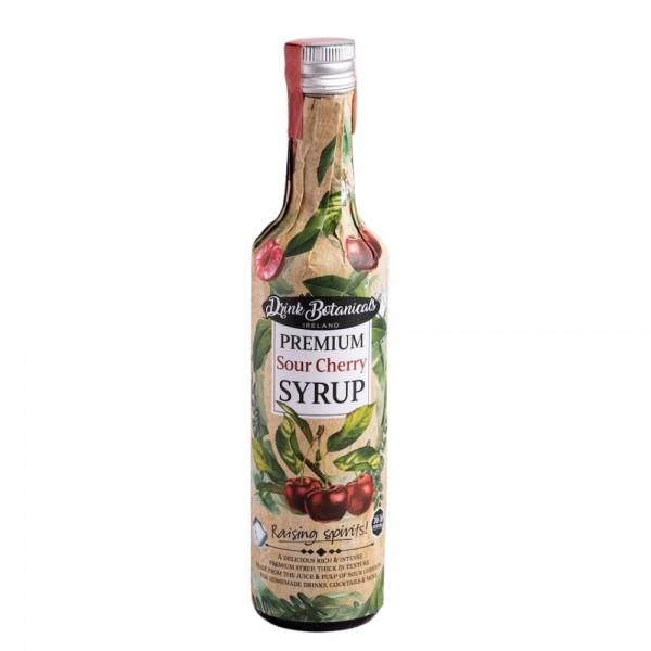 Premium Sour Cherry Syrup